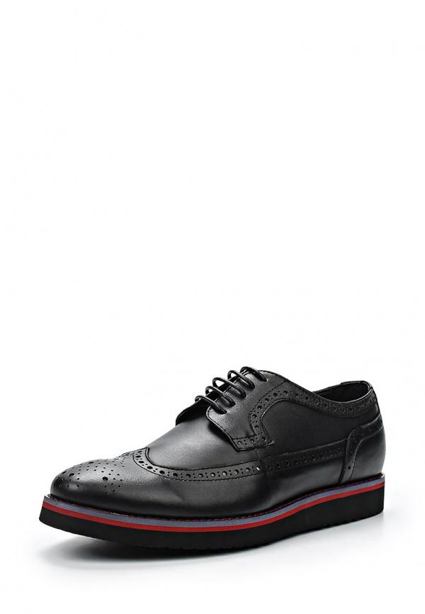 Ботинки McCrain SS15MCS041 чёрные