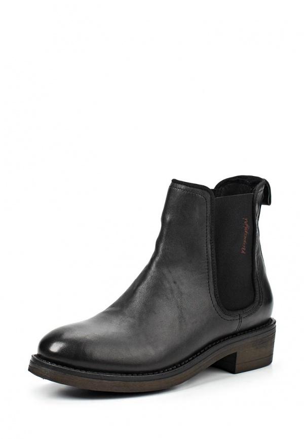 Ботинки Napapijri 9743252 чёрные