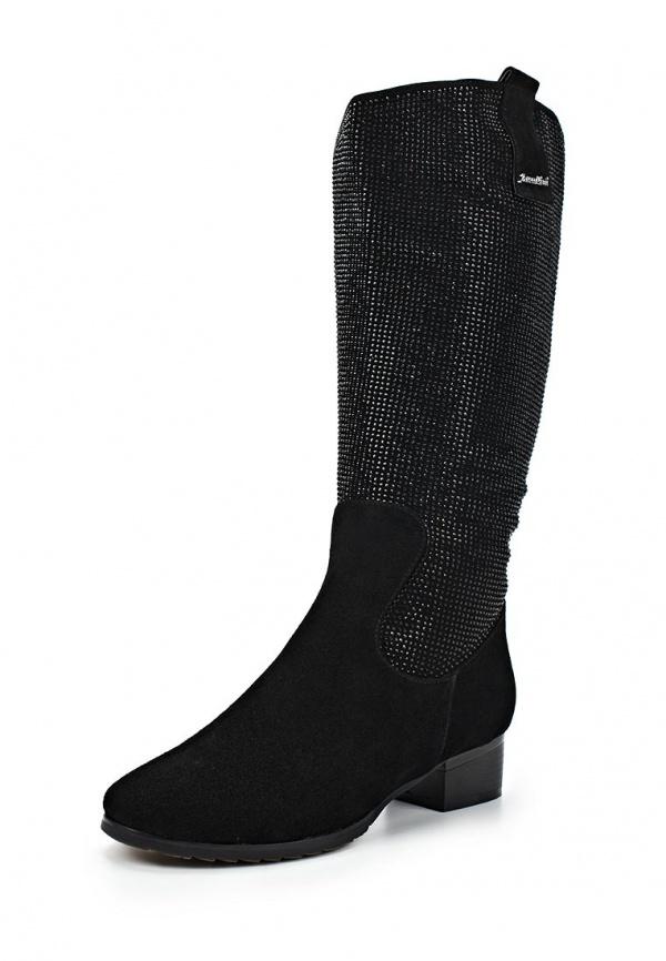 Сапоги Ascalini CE15010 чёрные