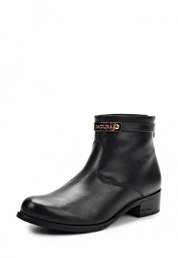 Ботинки Badura 7068-69 W чёрные
