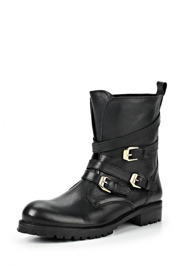 Ботинки Versace Jeans E0VIBS04 чёрные