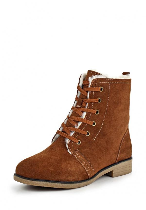 Ботинки Dodgio 61W-00AWC-1C коричневые
