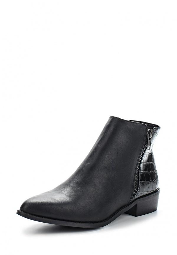 Ботинки Dorothy Perkins 22263610 чёрные