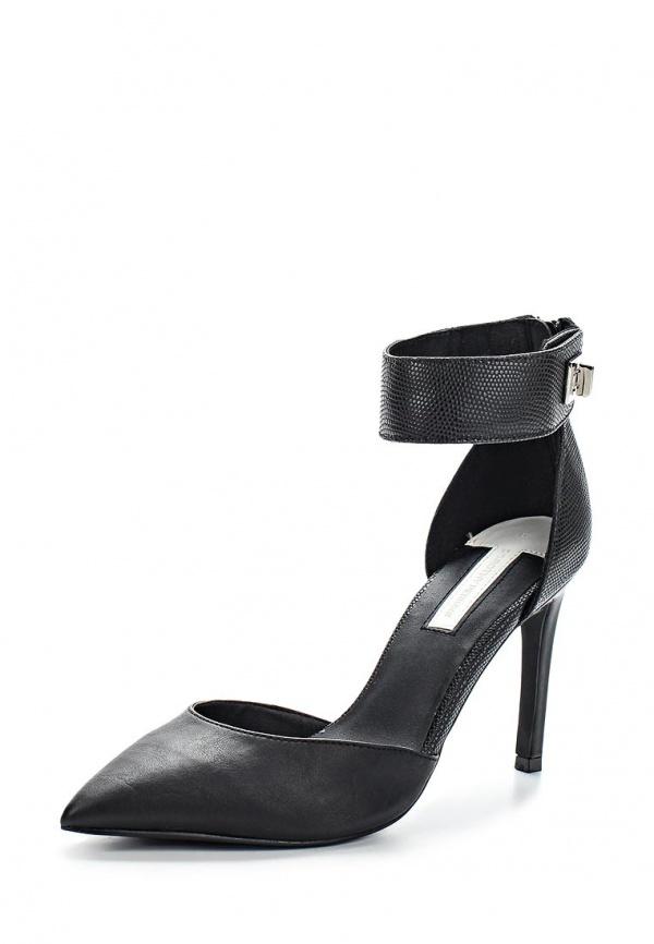 Туфли Dorothy Perkins 22297310 чёрные