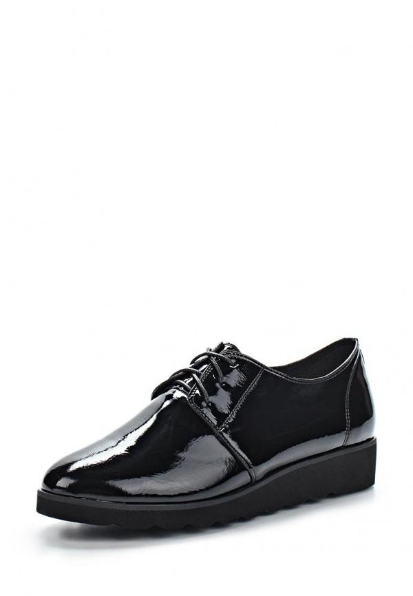 Ботинки Springway 1012E D103-V301-20 чёрные