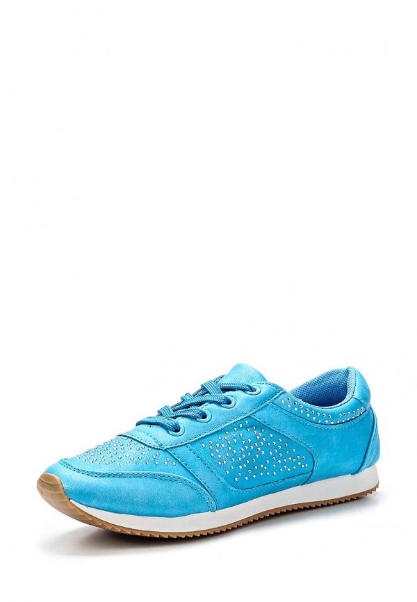 Кроссовки WS Shoes 859 голубые