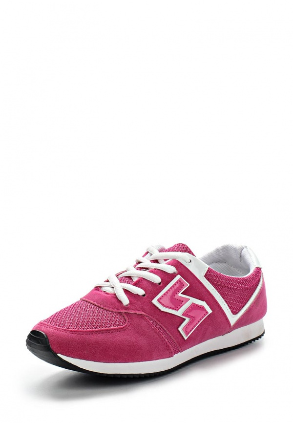 Кроссовки WS Shoes 802 розовые