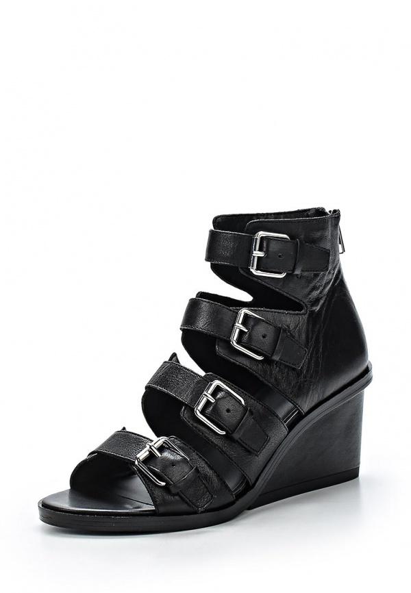 Босоножки Ash NOLITA(SS15-M-107734-001) чёрные