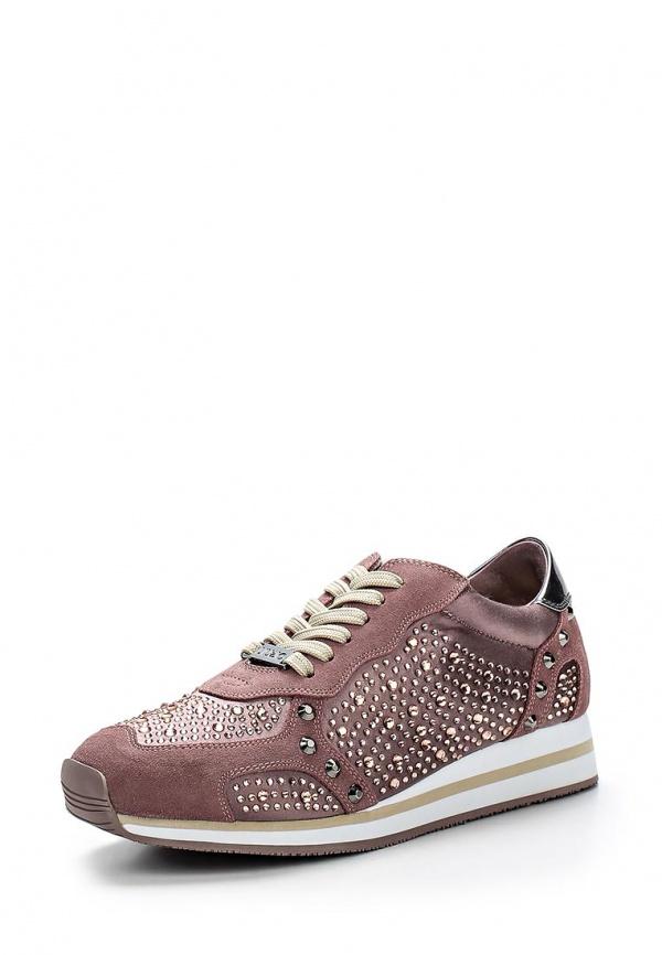 Кроссовки Liu Jo S15137T038081409 розовые