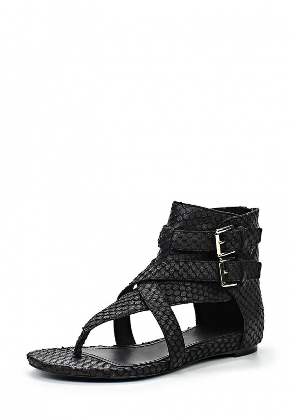 Сандалии Ash ONYX(SS15-M-107472-003) чёрные