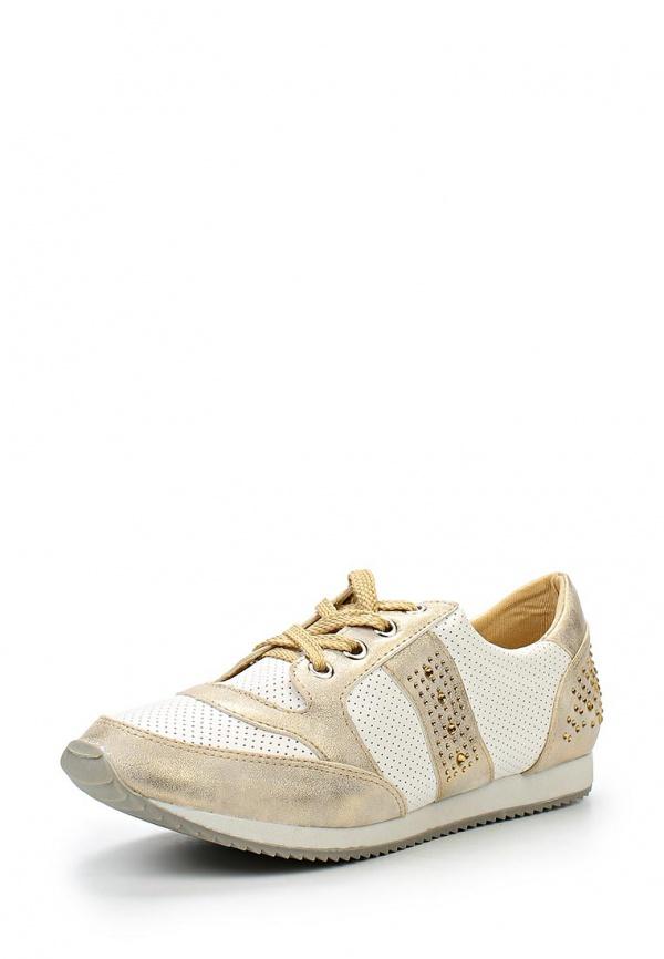 Кроссовки WS Shoes LL-05 бежевые