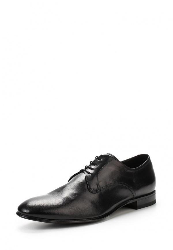 Туфли Franceschetti 78908 чёрные