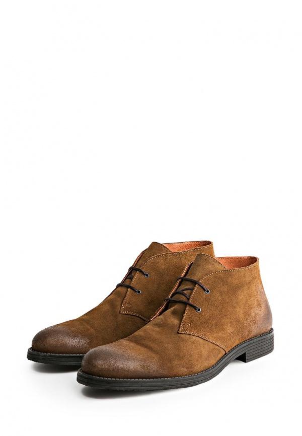 Ботинки Mango Man 34070328 коричневые