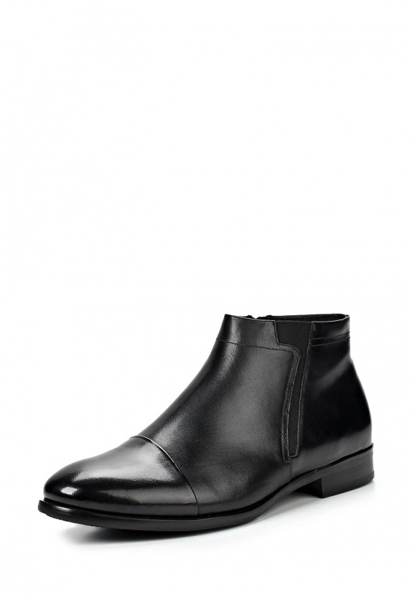 Ботинки Mascotte 24-4231153-2117M чёрные