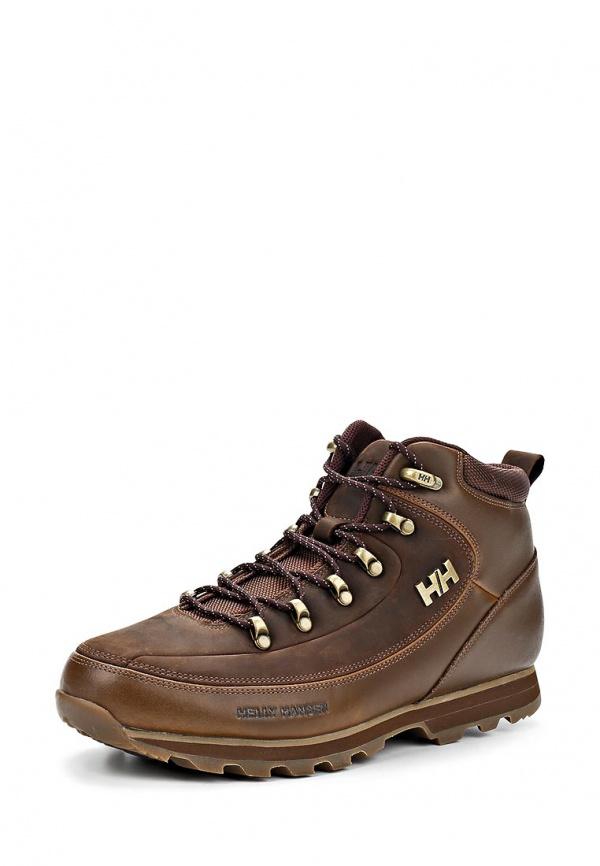 Ботинки Helly Hansen 10513 коричневые