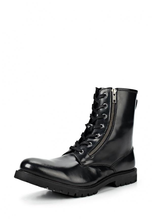 Ботинки Paolo Vandini PI-SPOOF чёрные