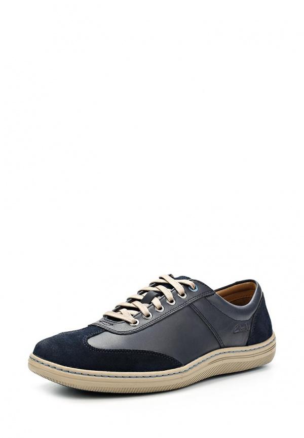 Кроссовки Clarks 26103220 синие