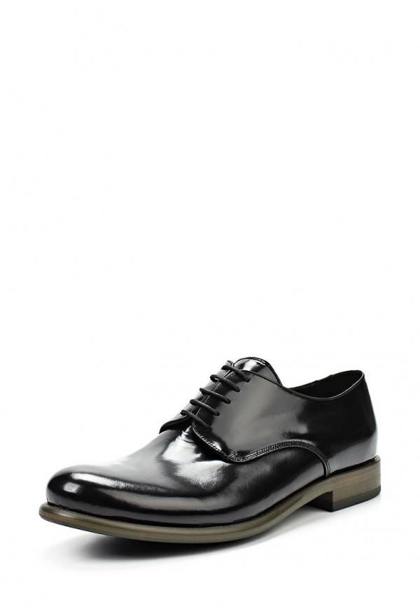 Ботинки Roberto Botticelli News BN12671 чёрные