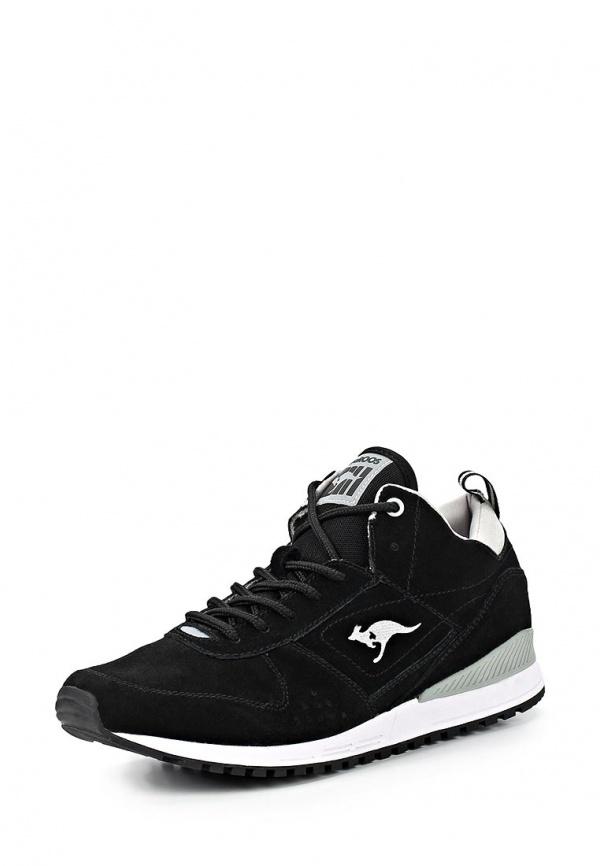 Кроссовки KangaROOS 47154 чёрные