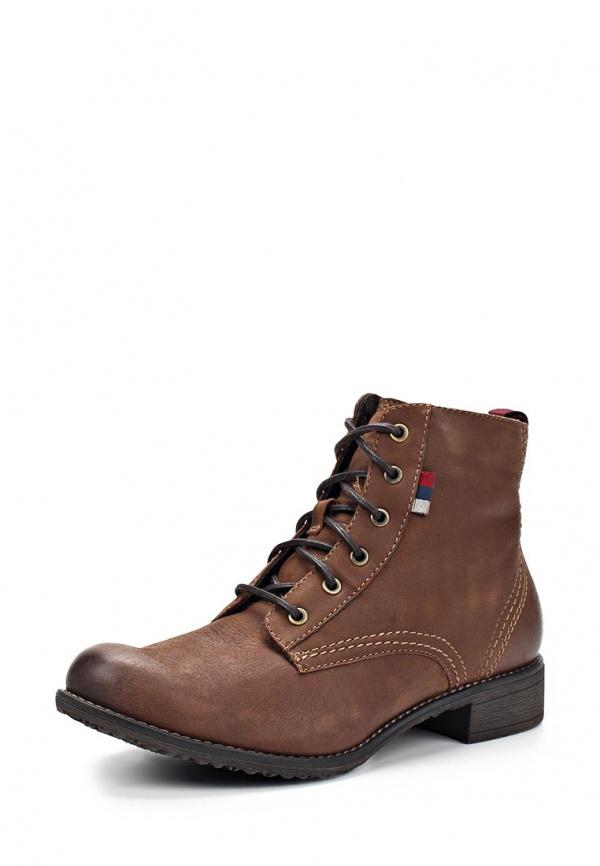 Ботинки Tamaris 1-1-26234-23-311/200 коричневые