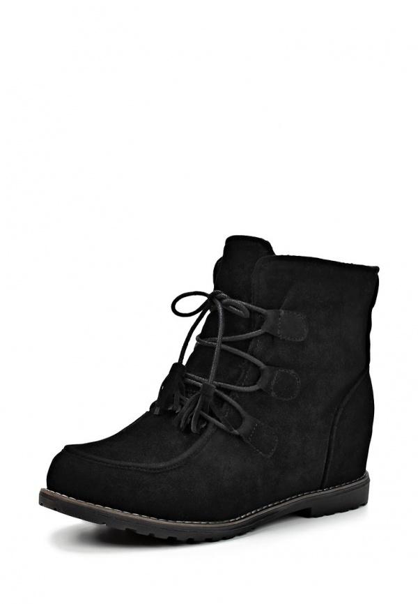 Ботинки Sinta 3025-018-22M-M чёрные