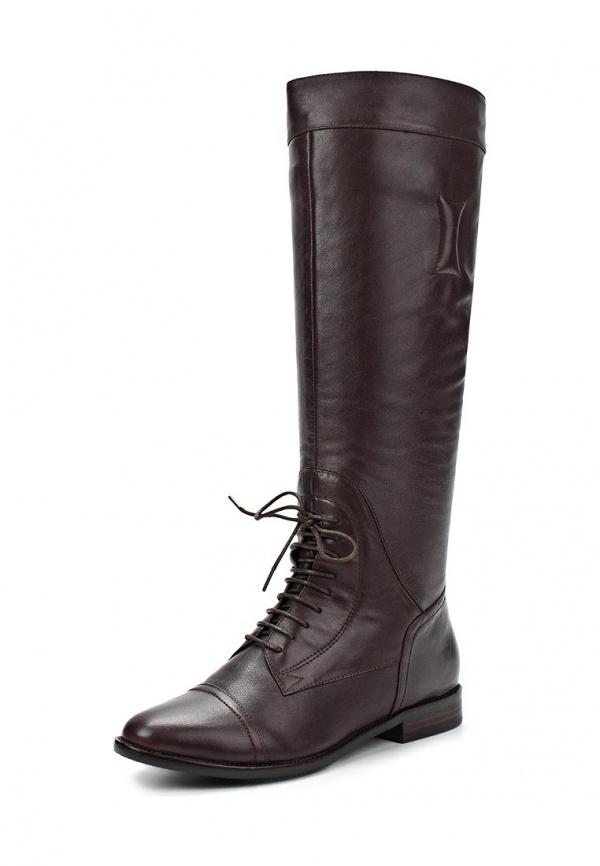 Сапоги LeFollie 20-398A051V коричневые