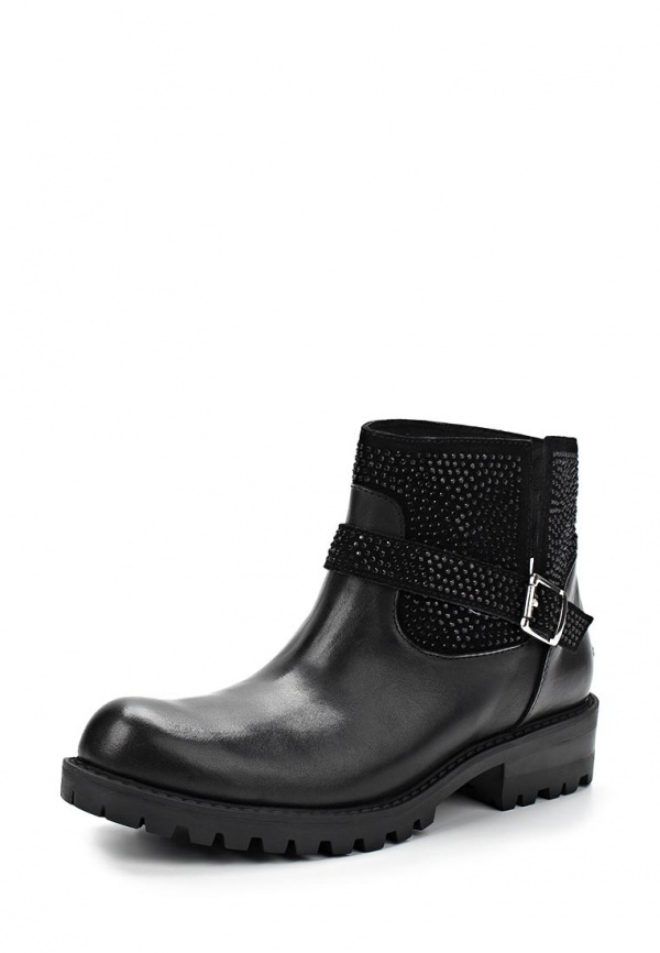 Ботинки Liu Jo S64111P012322222 чёрные