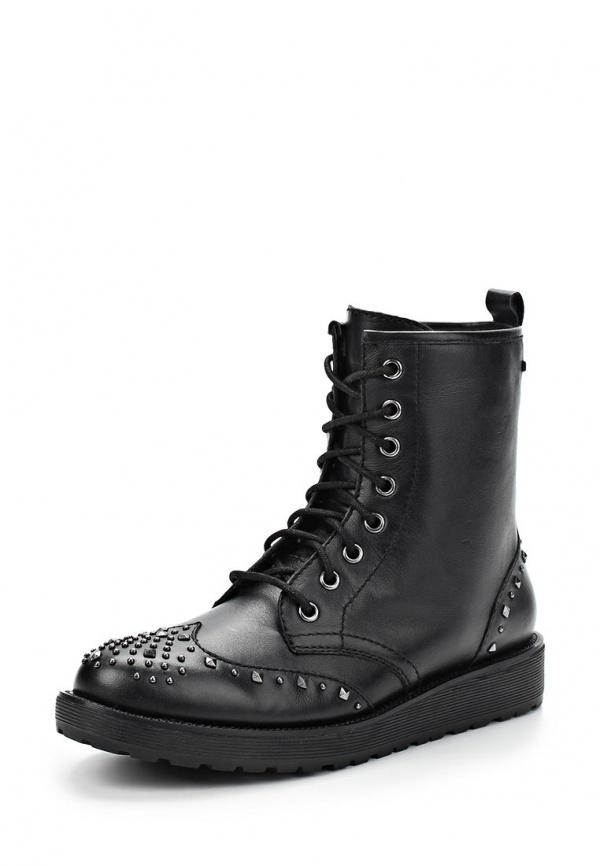 Ботинки Liu Jo S64125P012322222 чёрные