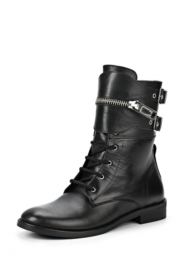 Ботинки Liu Jo S64091P012322222 чёрные