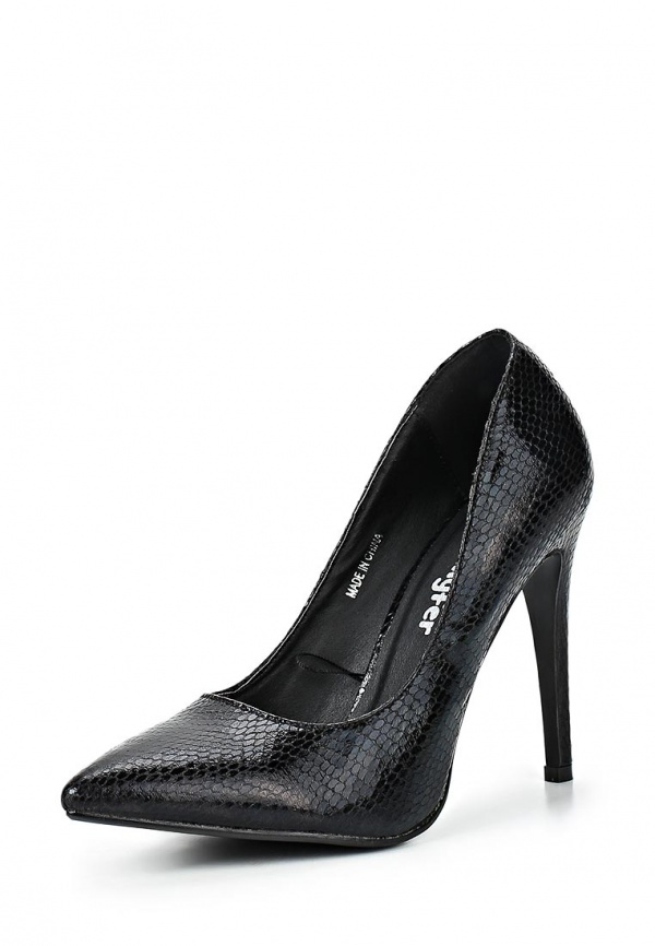 Туфли Jennyfer ACH14YESCSER чёрные