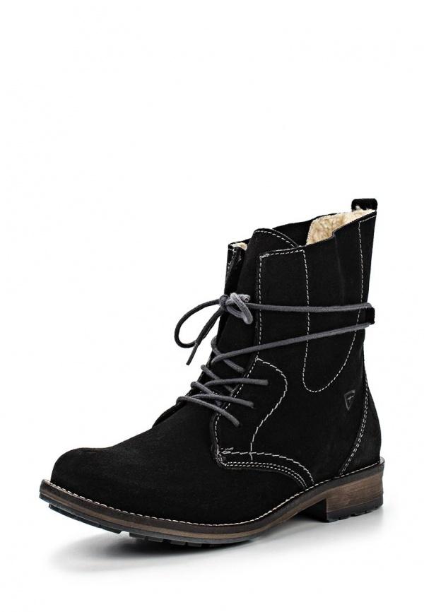 Ботинки Tamaris 1-1-26291-31-001/225 чёрные