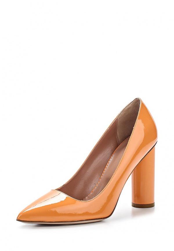 Туфли Red Valentino IQ2S0531VER оранжевые