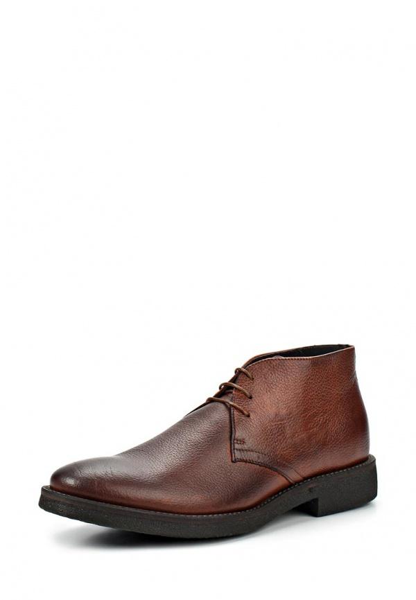 Ботинки Mascotte 77-421201-0109 коричневые