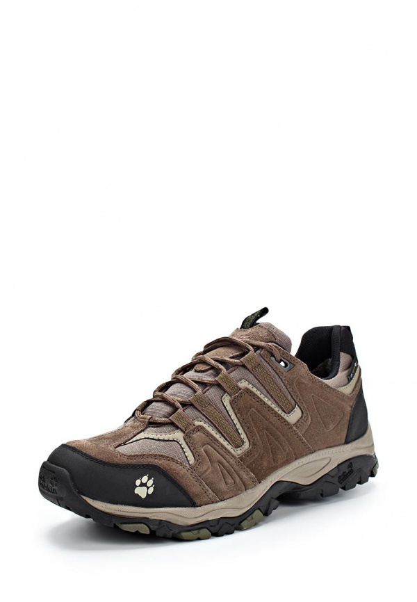 Ботинки трекинговые Jack Wolfskin 4012391-5033 коричневые