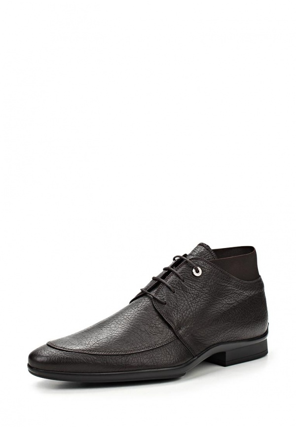 Ботинки Roberto Botticelli RU12714M коричневые