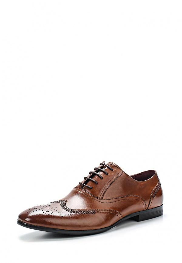 Туфли Paolo Vandini YH-WINSLOW коричневые