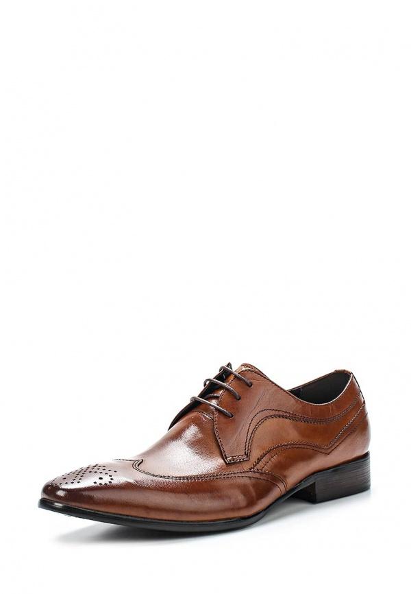 Туфли Paolo Vandini YH-WAINSCOTT коричневые