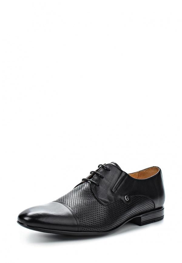Туфли Vitacci M17941 чёрные