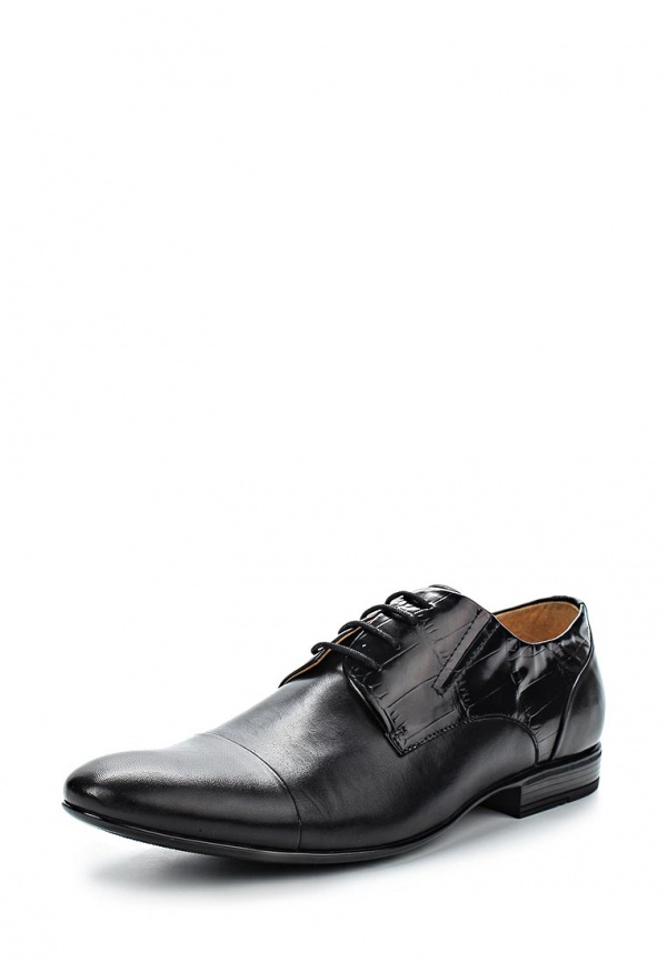 Туфли Vitacci M17939 чёрные