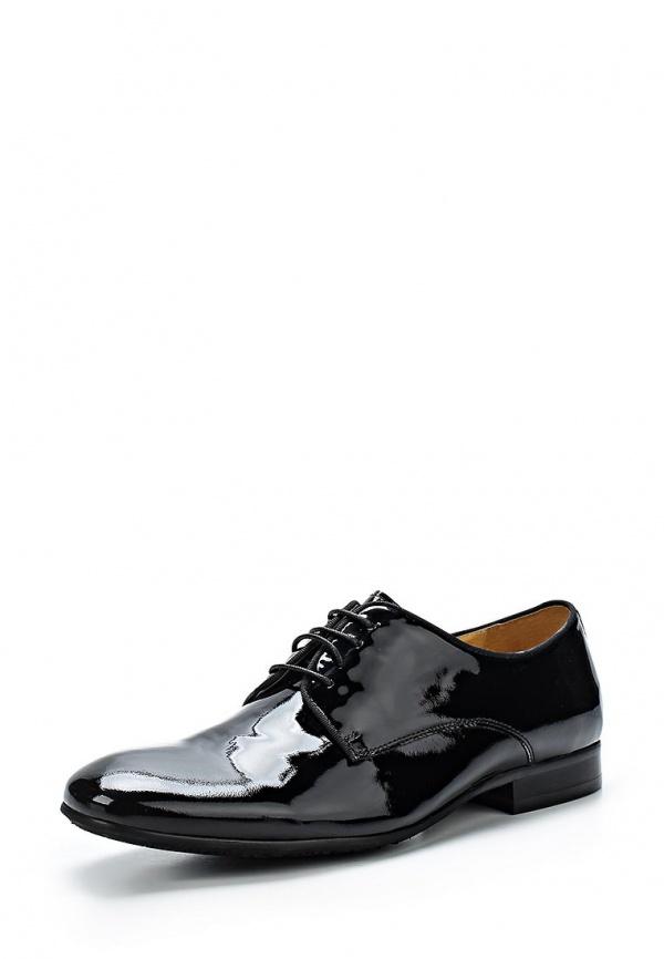 Туфли Vitacci M171016 чёрные