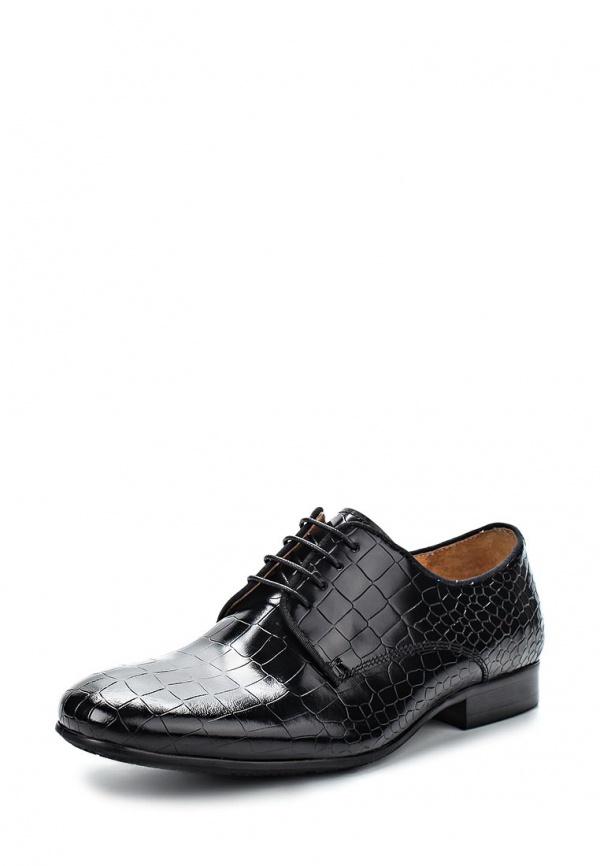 Туфли Vitacci M171083 чёрные
