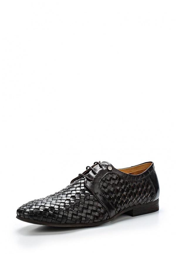 Туфли Vitacci M77033 коричневые