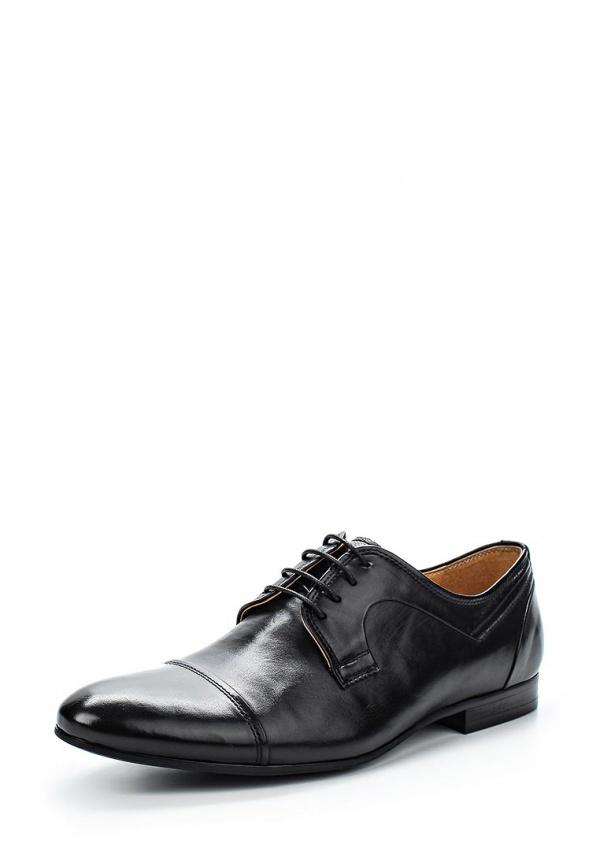 Туфли Vitacci M171003 чёрные