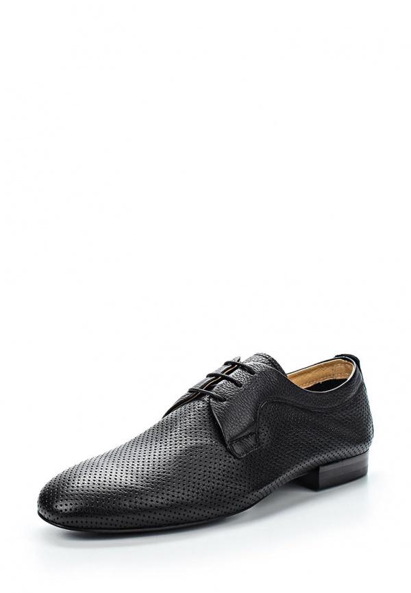 Туфли Vitacci M17909 чёрные