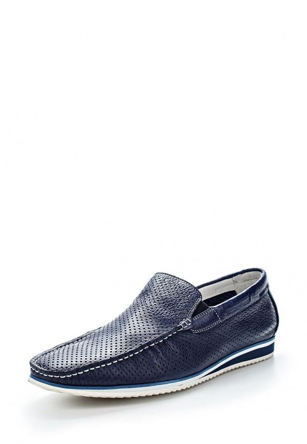 Туфли Vitacci M75004 белые, синие