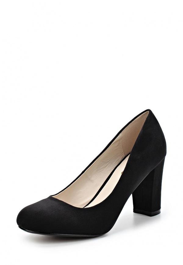 Туфли Dorothy Perkins 22254610 чёрные
