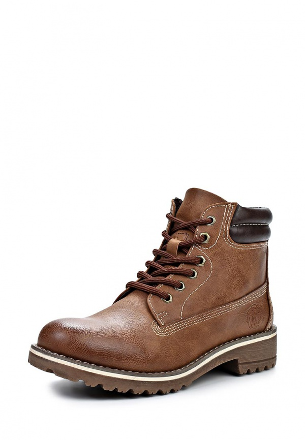 Ботинки Marco Tozzi 2-2-26253-33 366 коричневые