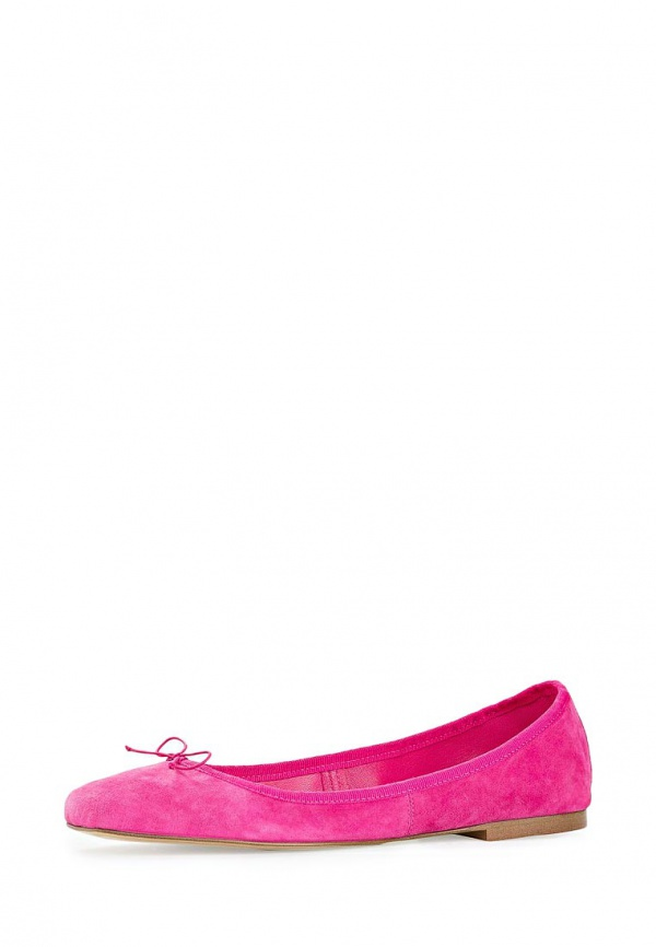 Туфли Mango 44020356 розовые