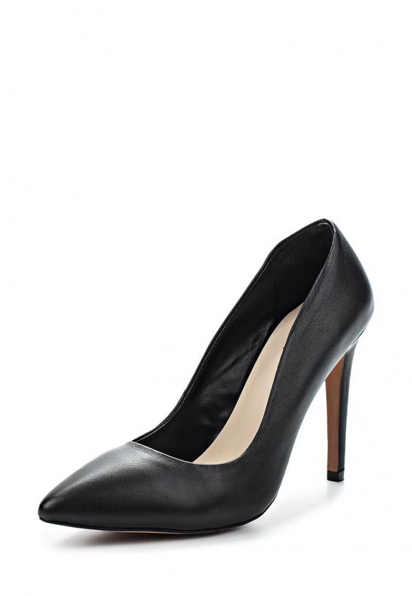Туфли Laceys London JC-SOPRANO COURT чёрные