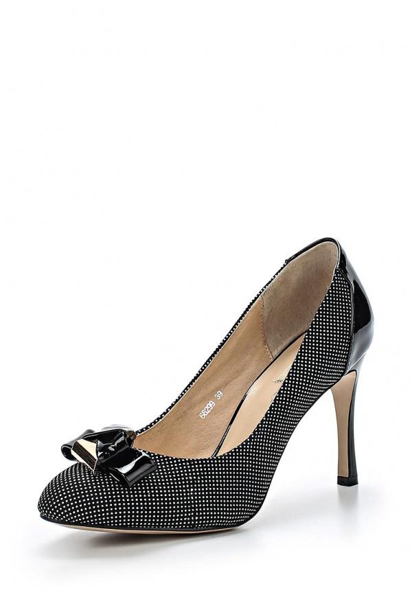 Туфли Vitacci 66299 чёрные